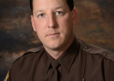 Cpl. Brad Hawks - Patrol