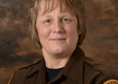 Dep. Fran Stallard- Court Security