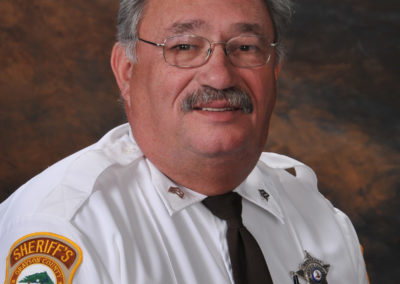 Sgt. Charles Kinzer- Court Security